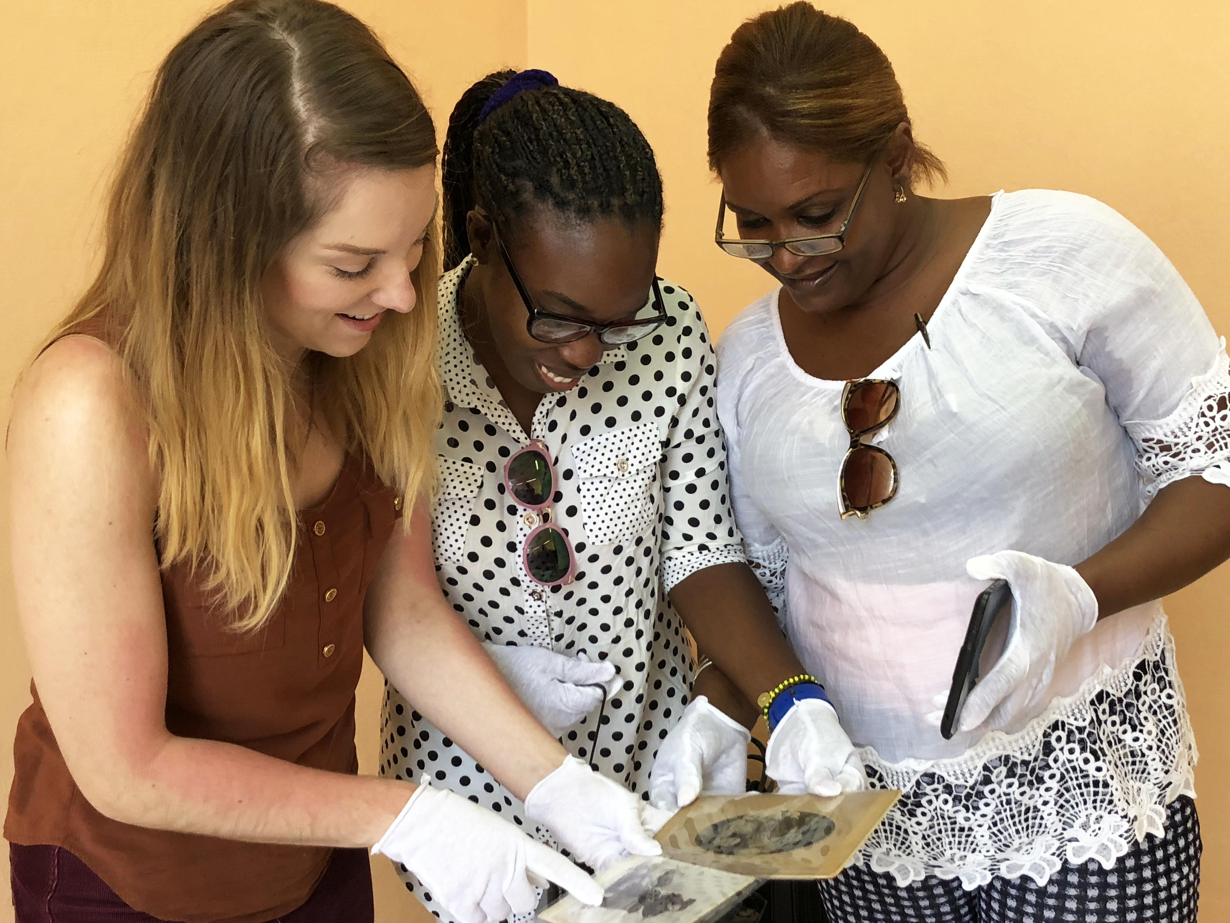 Cuba 2018 Workshop in Photographic Conservation