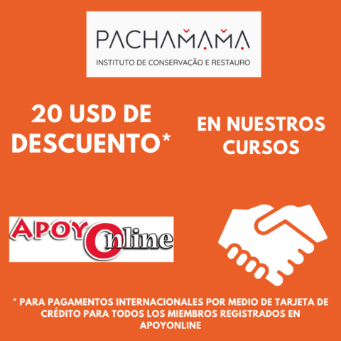 PACHAMAMA - Special discount for APOYOnline member